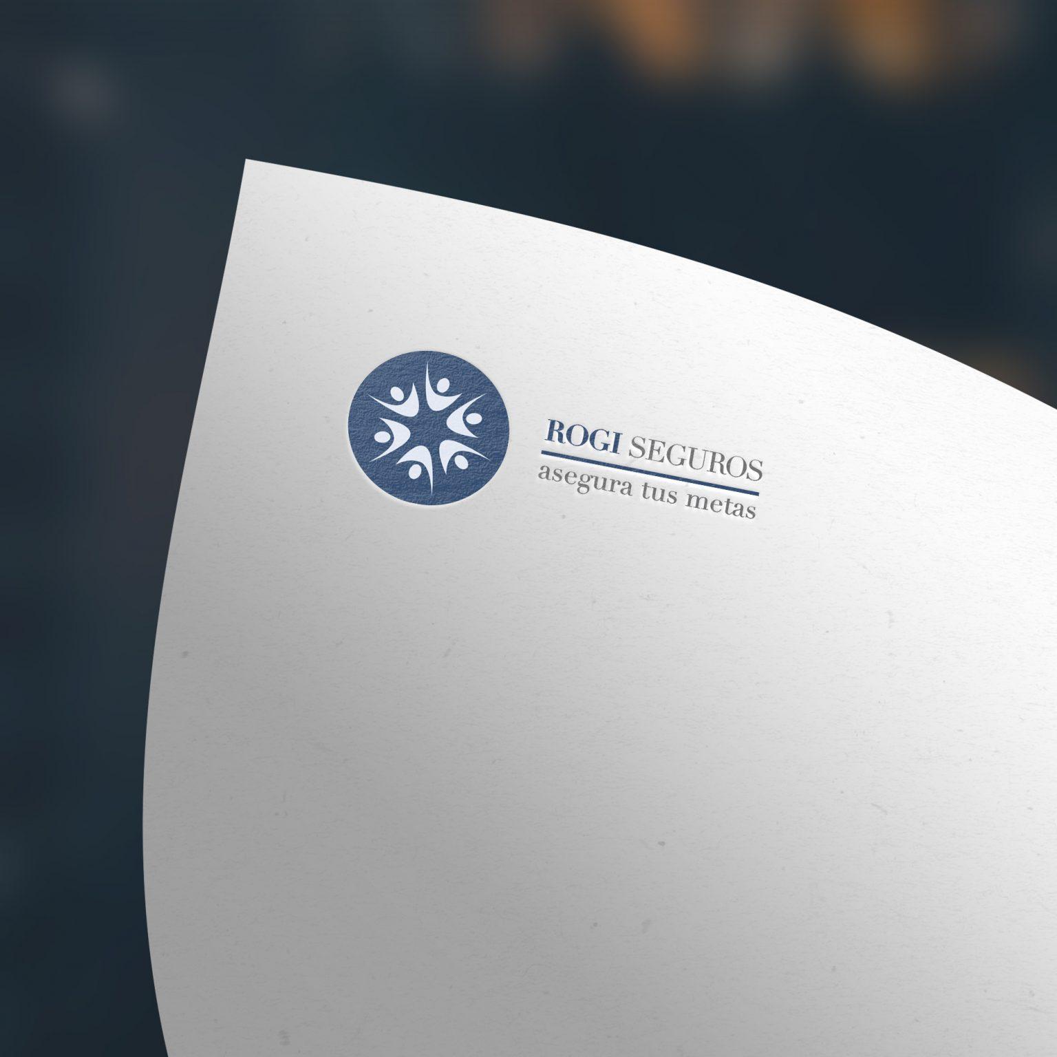 Logotipo Rogi Seguros