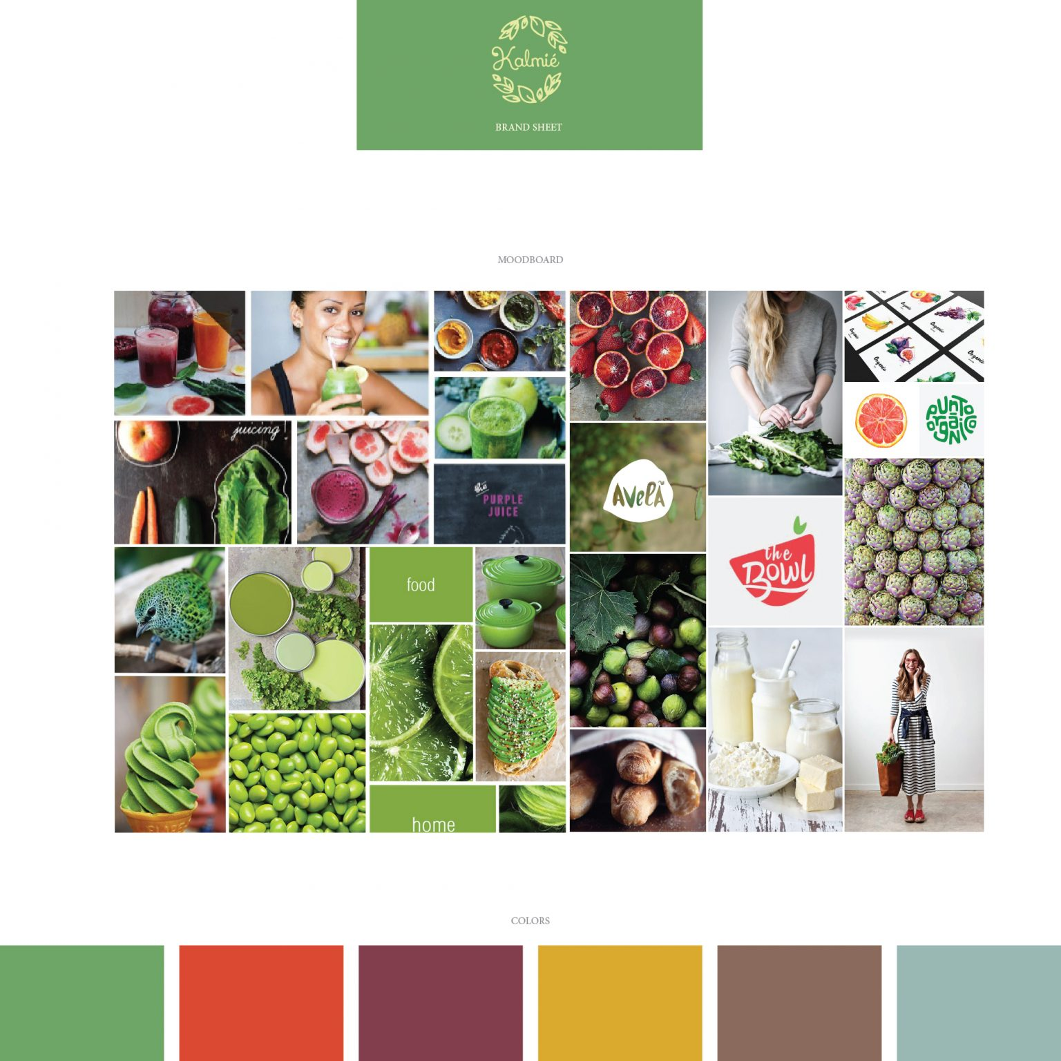 Kalmie productos orgánicos