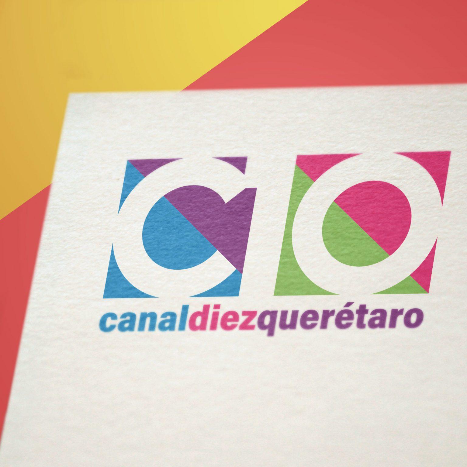 Logotipo Canal 10