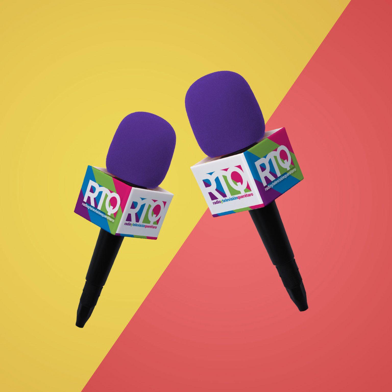 RTQ micrófonos